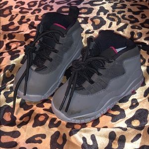 JORDAN 10s baby walker shoes